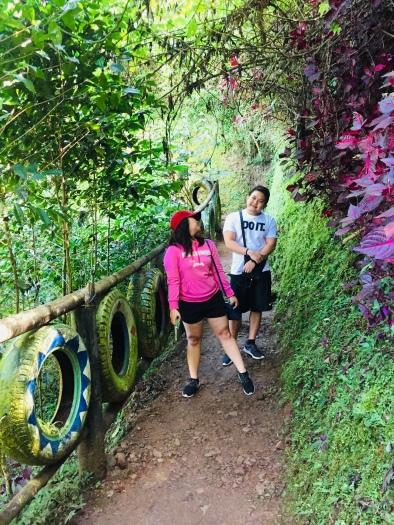 Tam-Awan View Deck Trail